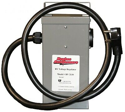 Hughes Autoformers Brand 30 AMP Voltage Booster for RV'S