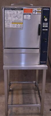 Groen Smart Steam 100 SSB-5G Gas Hypersteam Boilerless Convection Steamer Oven