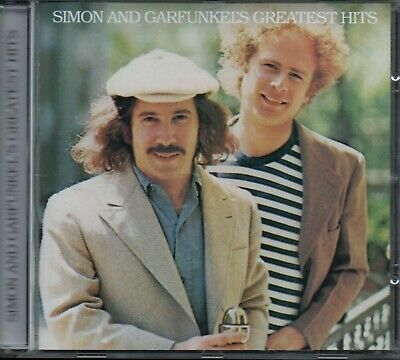 SIMON AND GARFUNKEL - Greatest Hits - CD Album *Best Of**Collection**Singles*