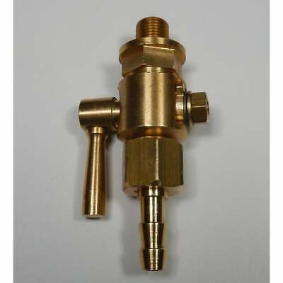 """Spigot And 1//4/"""" Pipe Fuel Taps 83-2800//1 Nuts 03-1746 03-1746"""