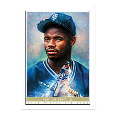 2020 TOPPS Game Within The Game # 3 KEN GRIFFEY JR. Seattle Mariners Pre-Sell