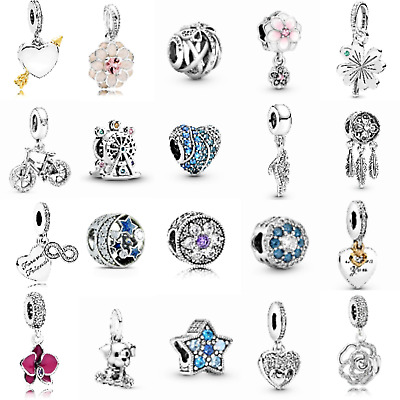 PANDORA Moments Charms ALE S925 Sterling Silver