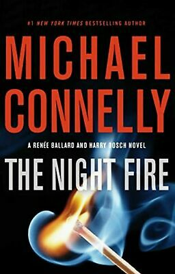 HOT SALE 🔥 The Night Fire by Michael Connelly ✔️ FAST DELIVERY ✔️ [E-B0OK] 2020