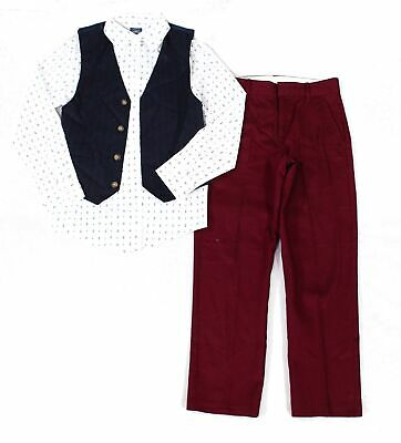 24Mth /& 5 Infant//Boys Nautica $30//$32 Navy Dress//Casual Pants Sizes 18Mth.
