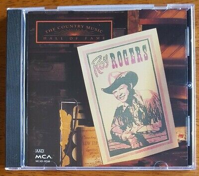 Roy Rogers - Country Music Hall of Fame Series - CD - Buy 1, get 4 @ 50% Off