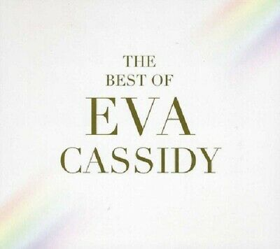 Eva Cassidy Best Of CD NEW SEALED Over The Rainbow/Fields Of Gold/True Colours+