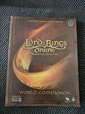 The Lord Of The Rings Online: Shadows Of Angmar - World Companion - Game...