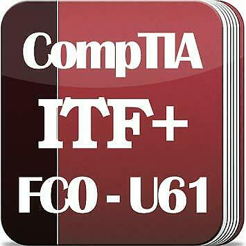 CompTIA IT Fundamentals Plus FC0-U61 Exam 75 Q&A PDF Only!