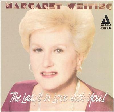 The Lady's in Love with You! by Margaret Whiting (CD, 1991) NEW