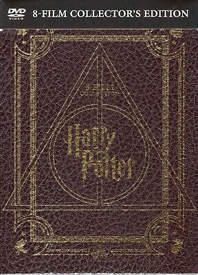 Harry Potter. Magical collection (2020) 8 DVD + BOOK