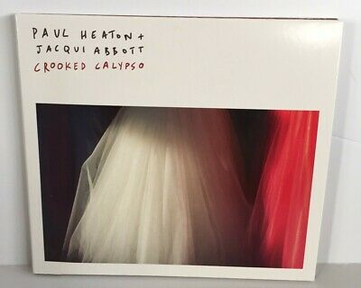 Paul Heaton and Jacqui Abbott - Crooked Calypso - Music CD