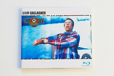 Liam Gallagher ~Glastonbury & Why Me? Why Not Tour 2019 live Region Free Blu-Ray