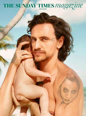 Sunday Times Magazine March 22 2020: SERGEI POLUNIN COVER FEATURE
