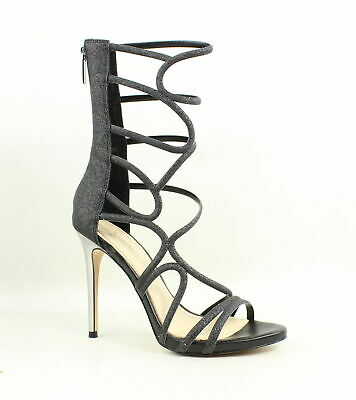 Imagine by Vince Camuto Womens Daisi Black Sandals Size 7 (477364)