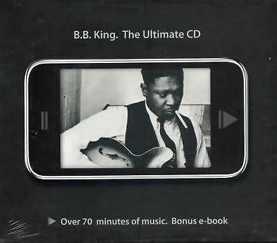 B.B. King - The Ultimate CD (2010 CD) New & Sealed