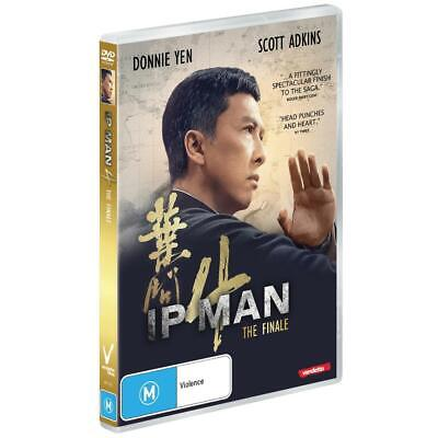 IP MAN 4 : The Finale : NEW DVD