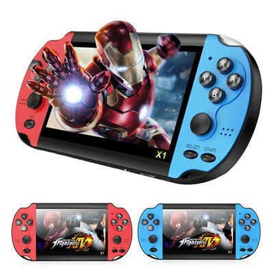8GB Handheld PSP Game Console Player Built-in 10000Games 4.3'' Consoles-Newest