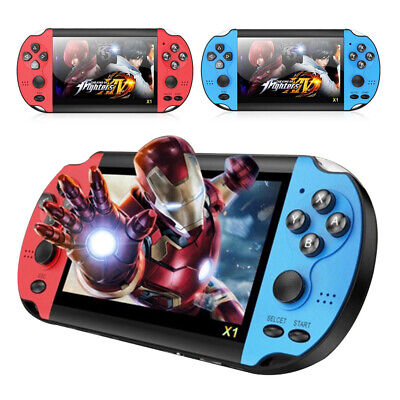 8GB Handheld PSP Game Console Player Built-in 10000Games 4.3'' Consoles-UK Sell