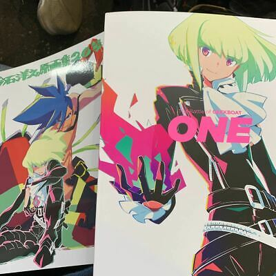 CEMETERY HILLS C96 The battle of GEEKBOAT ONE Promare dojin comiket japan