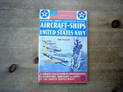 Aircraft & Ships Of The United States Army, 1940s 1st edition, excellent