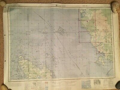Rare!   San Jose, Philippine Islands 1954 Topographical Map
