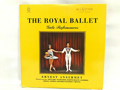 LP The Royal Ballet Gala Performances 2LP 180g Classic Records