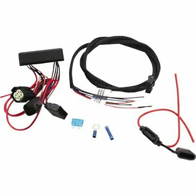 Kuryakyn Plug And Play Trailer Wiring Harness For 5-Wire Trailer - 2597