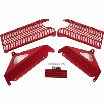 Unabiker Radiator Guards - SRMZ25013-R