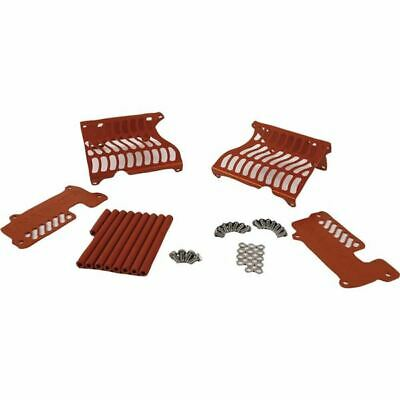 Unabiker Radiator Guards - 13KTM65SX-