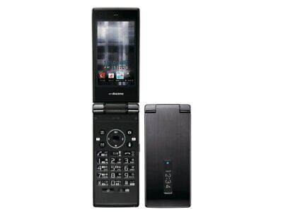docomo STYLE series SH-03E Black fromJAPAN