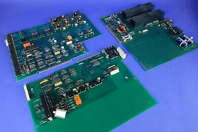 Varian 3400 3600 3700 3800 Accessory Boards for Gas Chromatograph