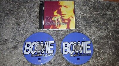 David Bowie - Singles Collection [UK] (1993)