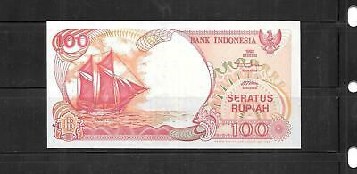 INDONESIA #127b 1993 UNC mint 100 RUPIAH CURRENCY BANKNOTE NOTE PAPER MONEY