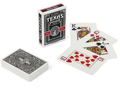 Cards for Game Texas Poker Monkey, Black Dal Negro Ps 07380