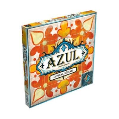 Azul Crystal Mosaic Board Game Expansion Sealed New