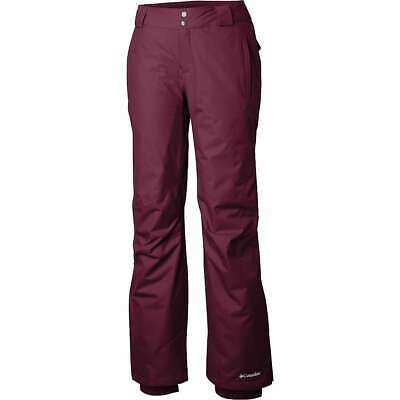 Columbia Women's Red Size 1X Plus Bugaboo Thermal Pants Stretch $130 #136