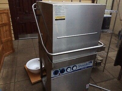 Commercial Dishwasher With Benches