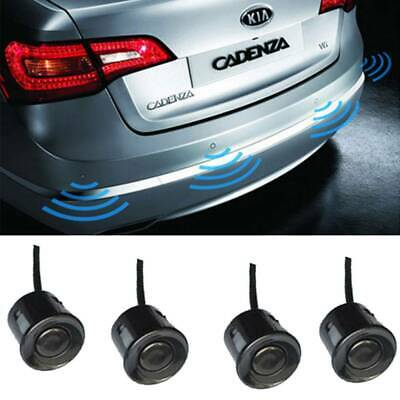 Car Parking Rear Reversing Sensors Kit Buzzer Audio Alarm Parktronic LED Display