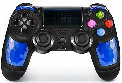 PS4 Controller Wireless Navy Blue Style DS4 Dual for Sony PlayStation4,