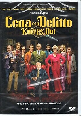 Cena con delitto. Knives out (2019) DVD
