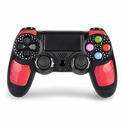 Controller for PS4 Wireless Playstation 4 - OUBANG red