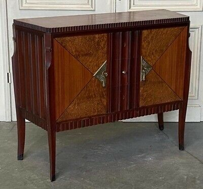 Superb Quality French Art Deco Cabinet Circa 1930, Sideboard, Dresser, Cupboard