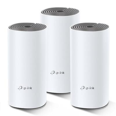 TP-Link Deco E4 AC1200 Whole Home Mesh Wi-Fi System (3-Pack)
