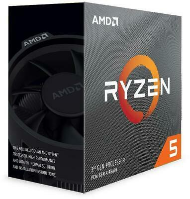 AMD Ryzen 5 3600 Processor with Wraith Stealth Cooler - FAST & FREE DELIVERY
