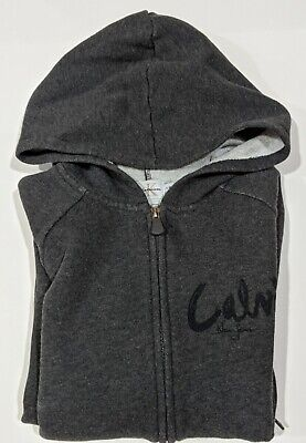 calvin klein womens Gray   jacket size small.
