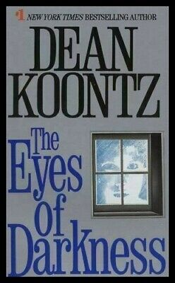 🔥The Eyes of Darkness by Koontz Dean (P.D.F)🔥Virus Epidemic Predevted 40 Years