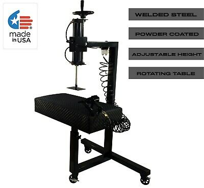 Pneumatic Upholstery Press.  Industrial Grade.  Made In USA.