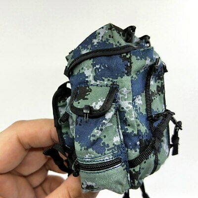 Backpack for FLAGSET FS 73023 Chinese Army Airborne Forces PLAAF 1/6 Scale 12''