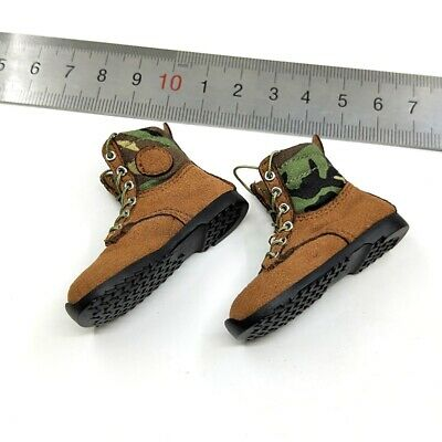 Boots for FLAGSET FS 73023 Chinese Army Airborne Forces PLAAF 1/6 Scale Figure