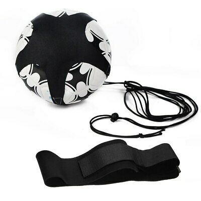Football Self Training Belt Kick Practice Trainer Aid Equipment Waist Returner